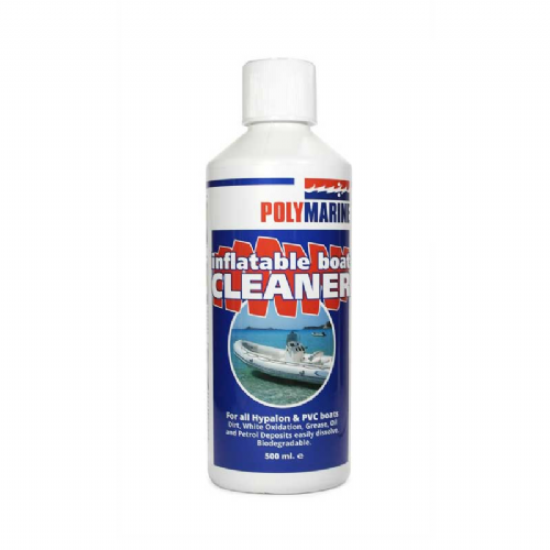 Polymarine Inflatable Boat Cleaner 500ml for Hypalon and PVC Boats